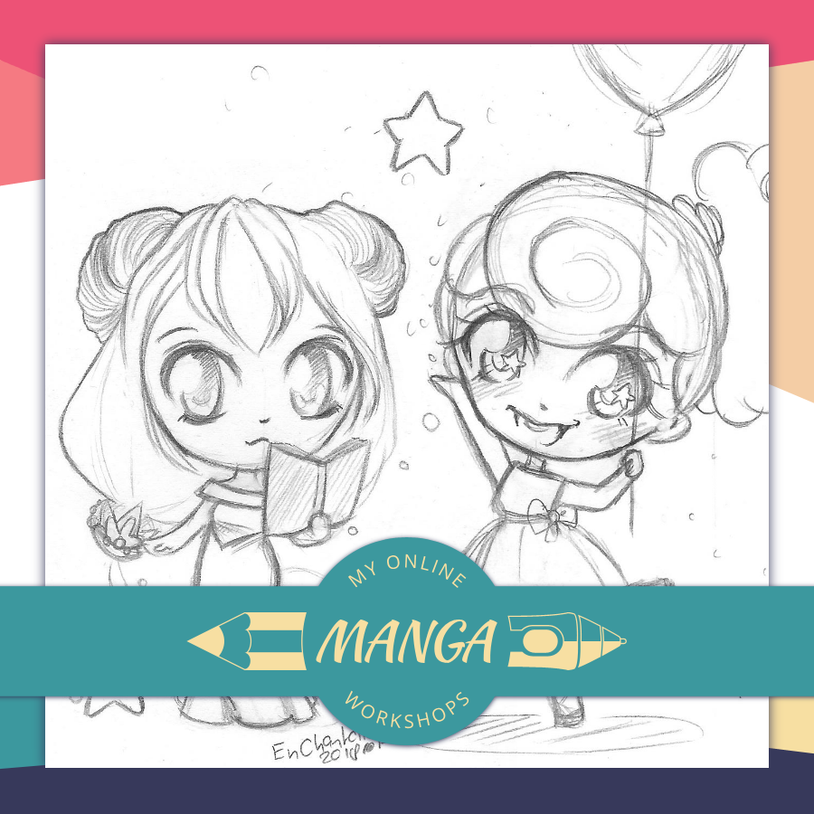 drawing-lessons chibi drawing manga drawing-course drawing-lesson